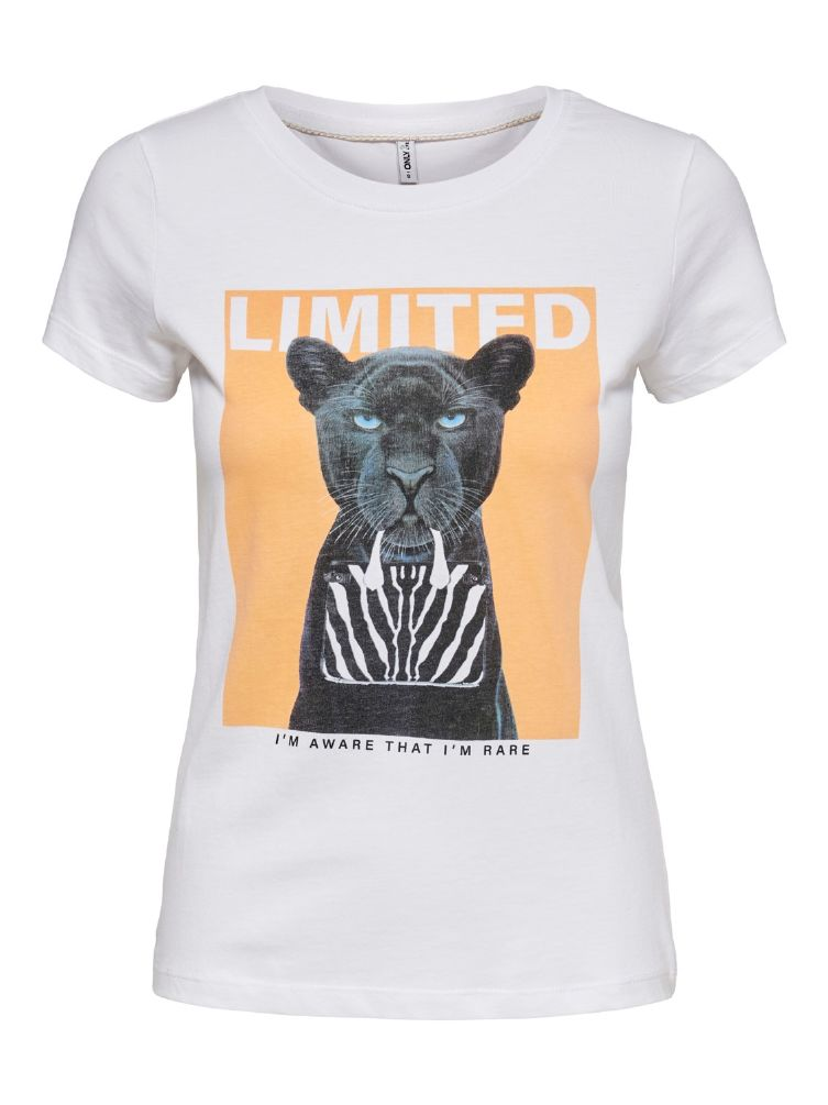 Vibe life fit animal top