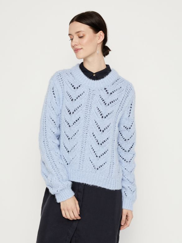Senna o-neck knit