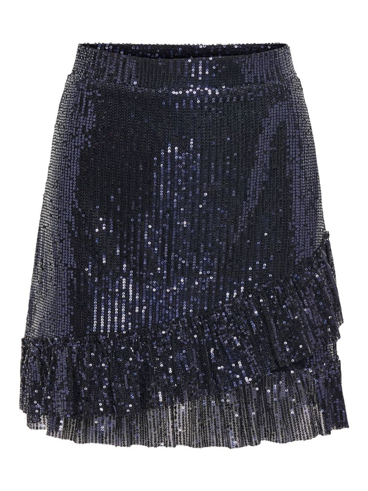Mimo sequins skirt