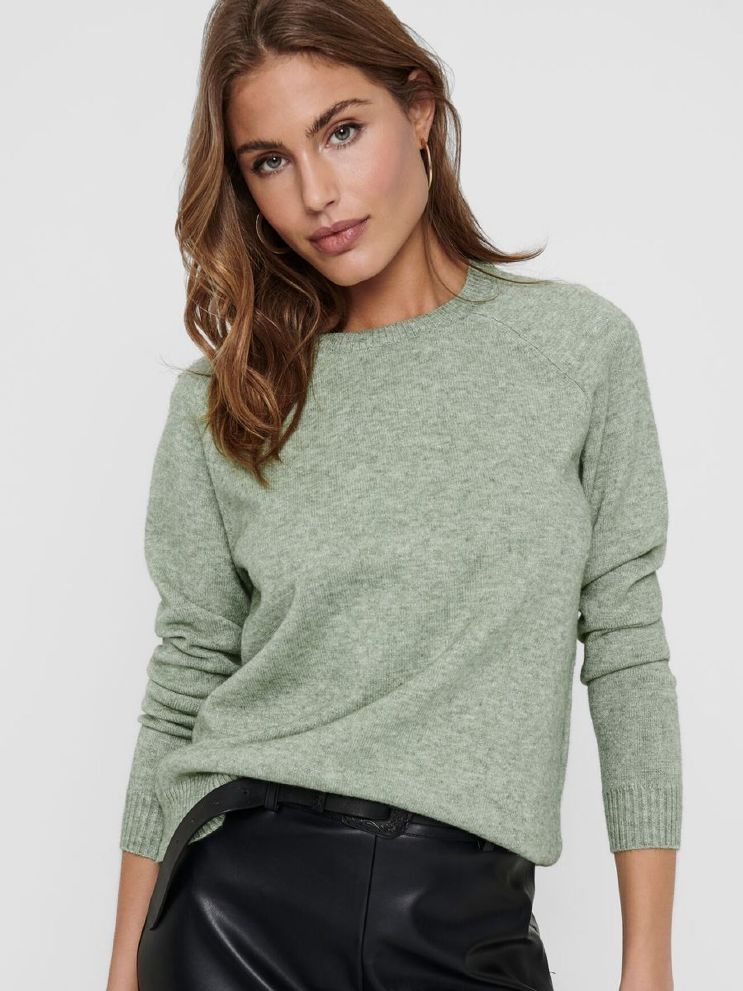 Lesly kings pullover knit