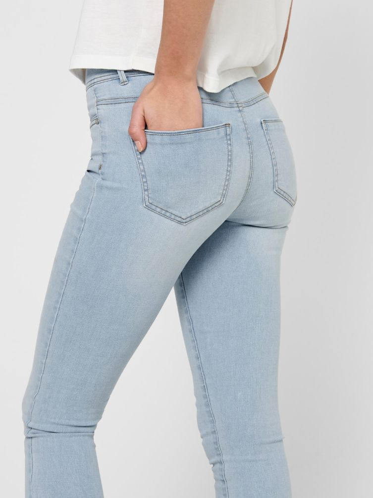 wauw life mid jeans